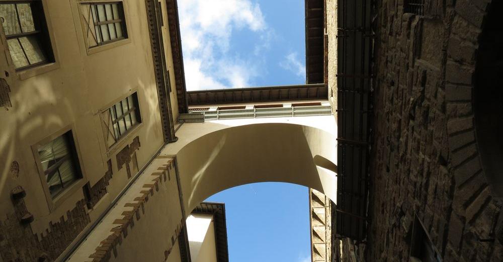 Palazzo Vecchio et la Galerie des Offices de nouveau réunis après des siècles