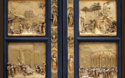 La Porte du Paradis: un chef d'oeuvre de Lorenzo Ghiberti