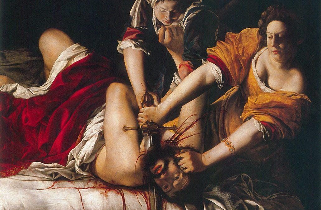 L'Art des femmes aux Offices – Artemisia Gentileschi