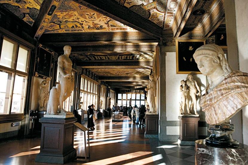 Découvrir Filippo Lippi à la Galerie des Offices