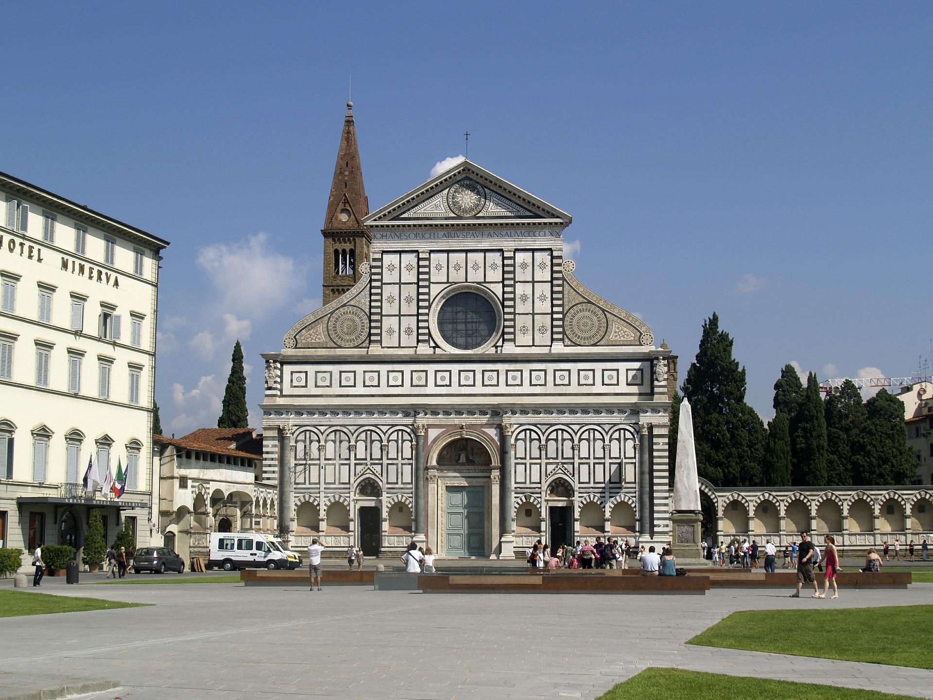 Places de Florence