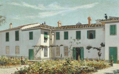 La Florence des Signorini: exposition au Palazzo Antinori