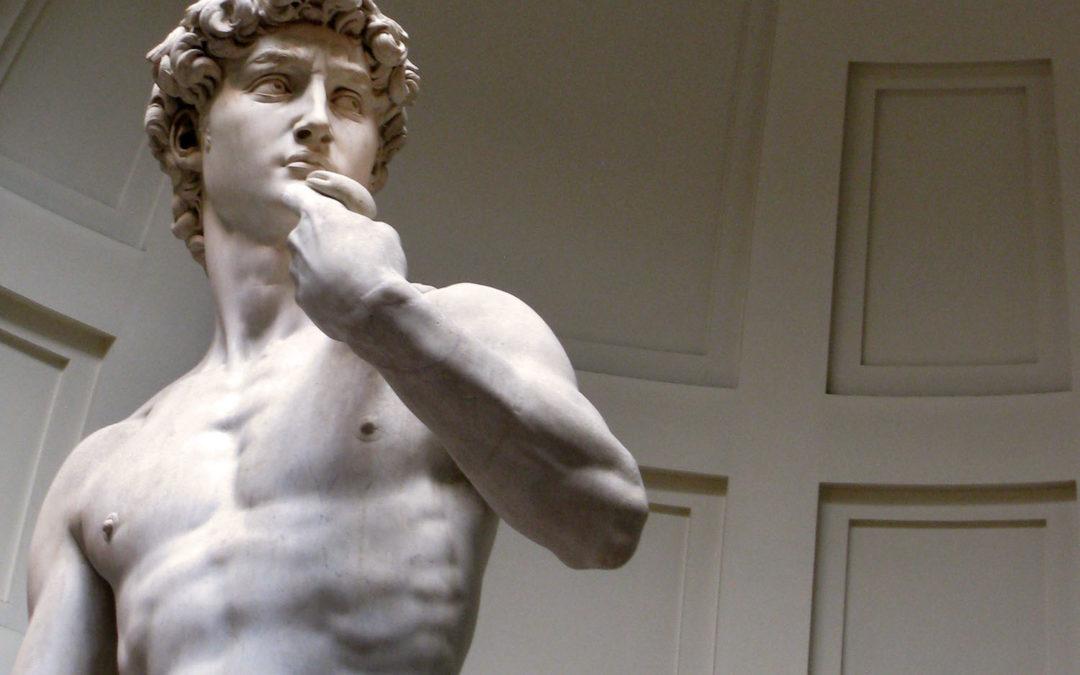 Le David et les Médicis – L'emblème de Florence