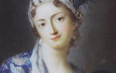 L'Art des Femmes aux Offices – Rosalba Carriera