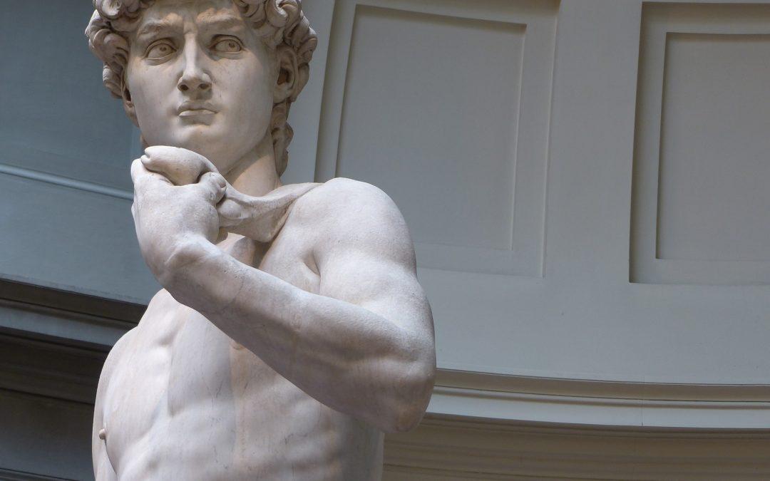 Le David et les Médicis – Le colossal emblème de Florence