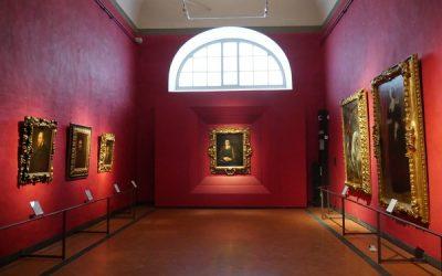 Le nouvel accrochage de la Galerie des Offices: Caravage et la peinture du XVIIe siècle.