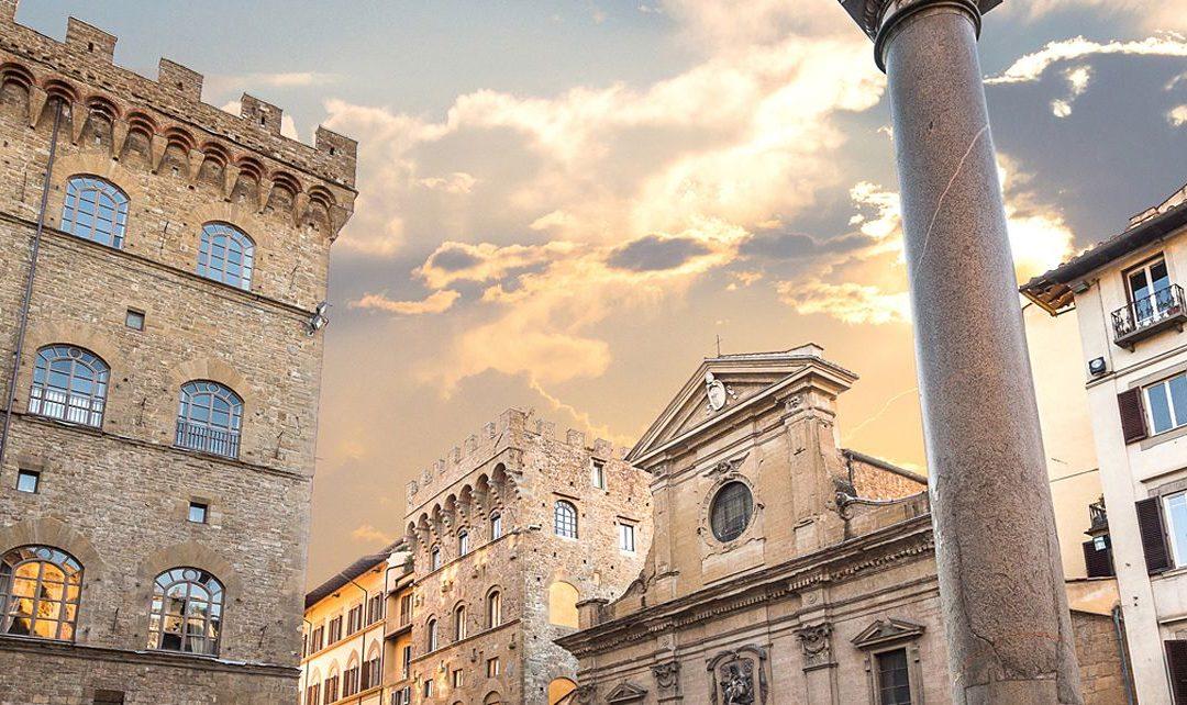Best of des rues de Florence: promenade dans le centre historique