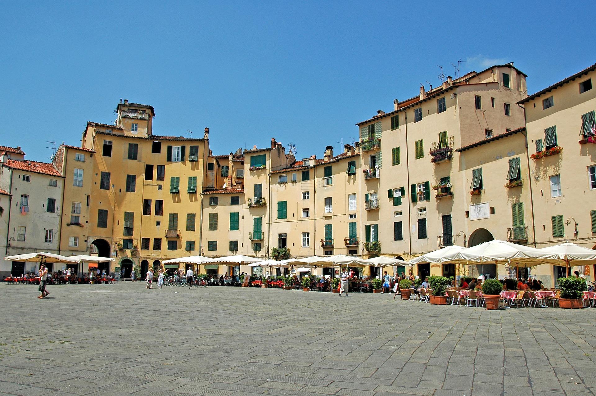 Visiter Lucca