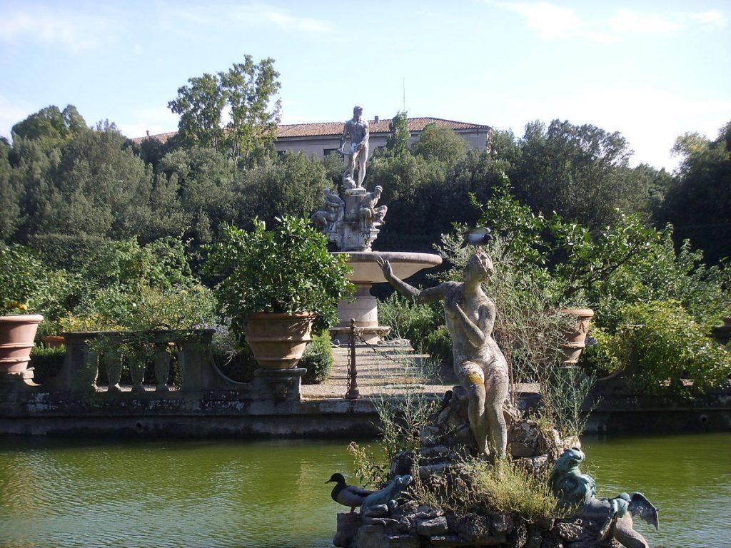 Visiter le Jardin de Boboli