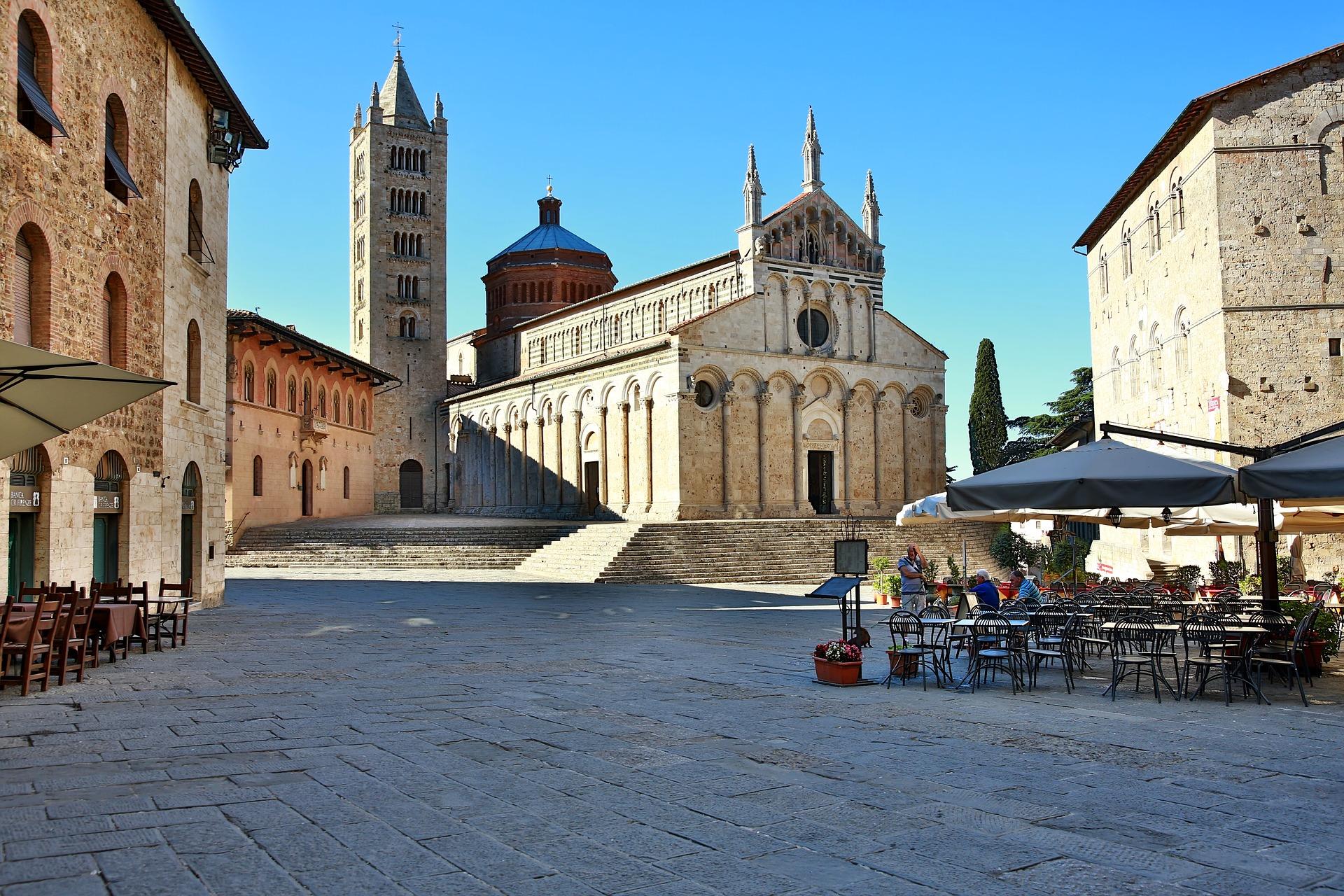 Villes en Toscane