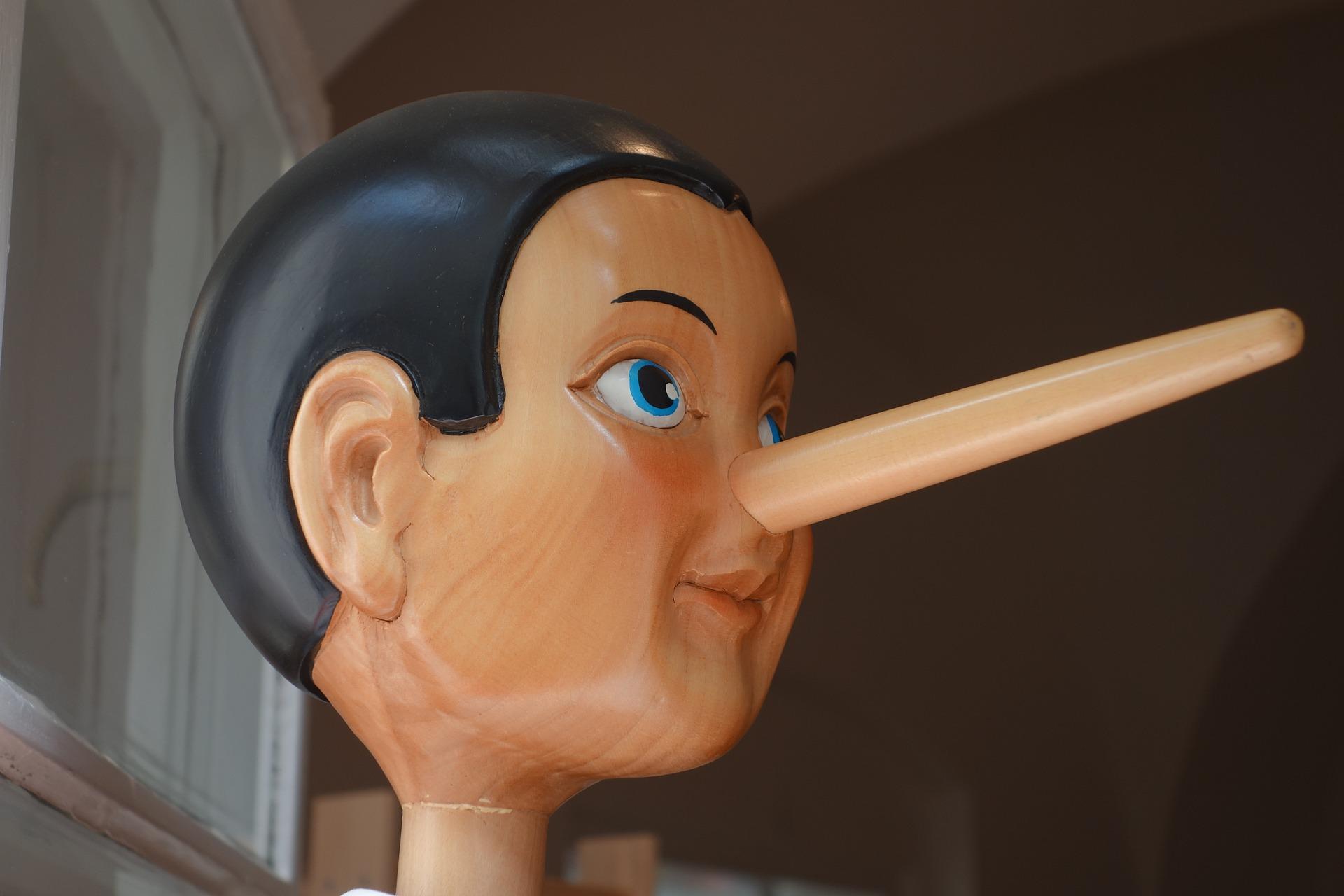 Pinocchio à Florence
