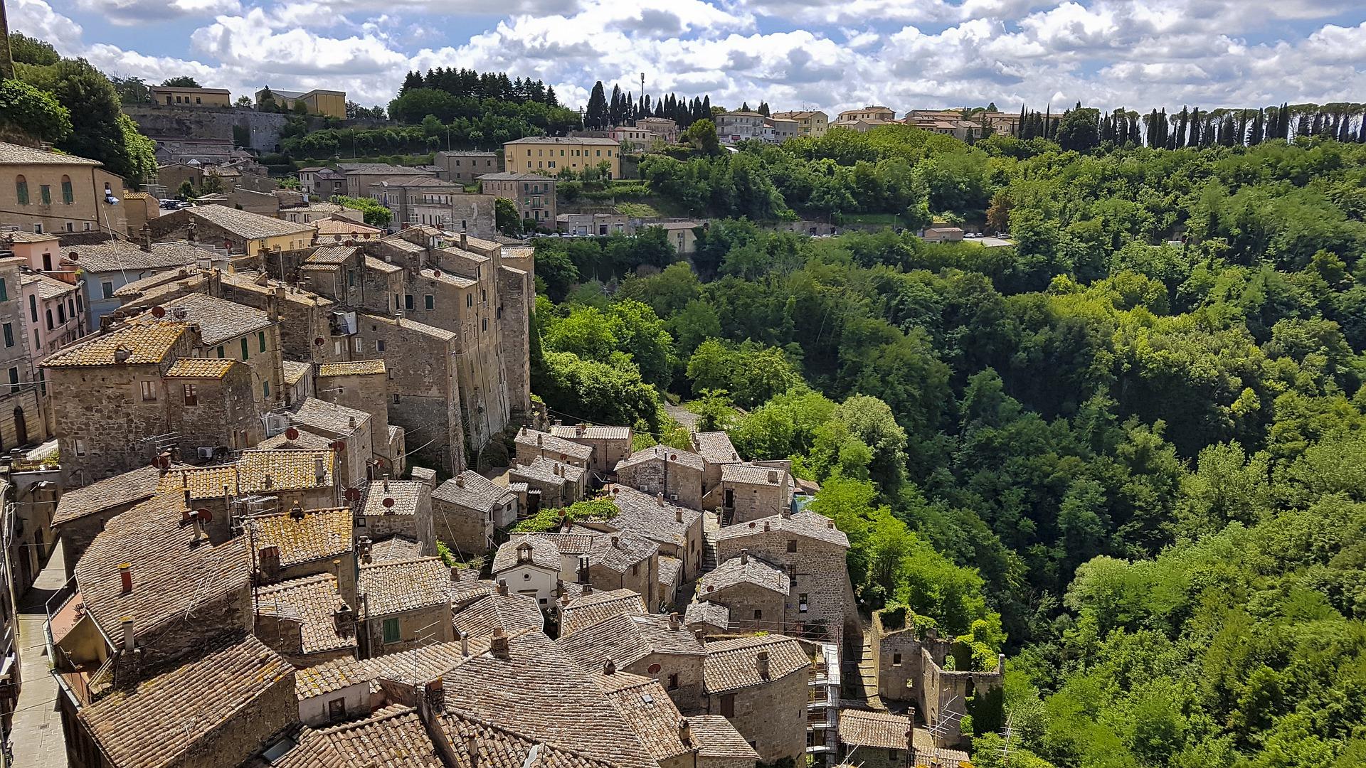 La Toscane meridionale