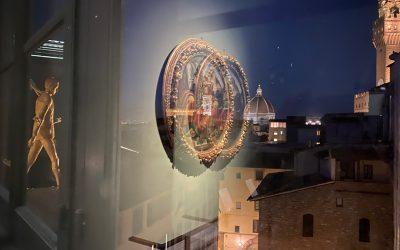 La Galerie des Offices et ses couloirs: l'art dans l'art